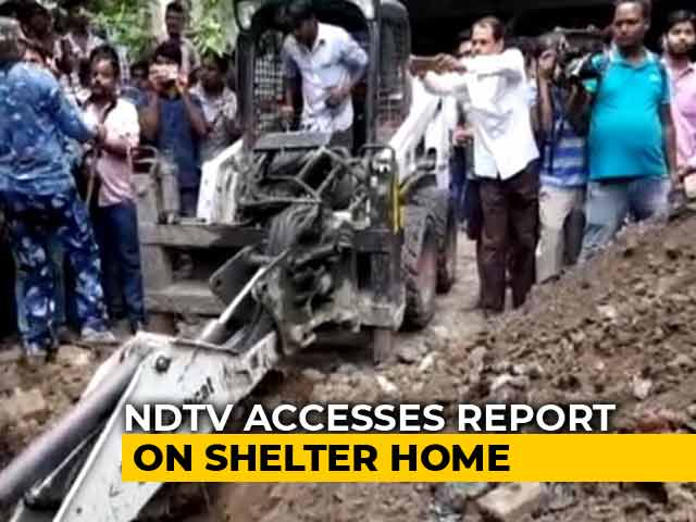Video : Bihar Shelter Home Boss Was Called Out Last Year, No Action Was Taken
