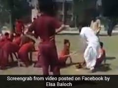 Viral Video: प्रिंसिपल के बेटे को मारा थप्पड़ तो दी ऐसी सजा, बेरहमी से पीटा