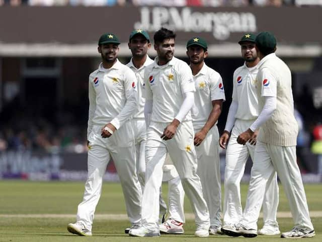 1st Test: Pakistan Fined For Slow Over-Rate