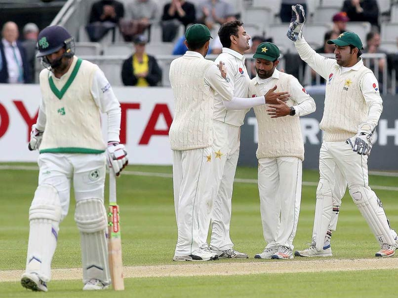 Ireland Test Debut Ends In Five-Wicket Defeat By Pakistan