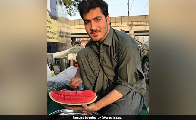 चायवाले के बाद पाकिस्तान में रातोंरात फेमस हुआ 'तरबूजवाला', तस्वीर हुई वायरल