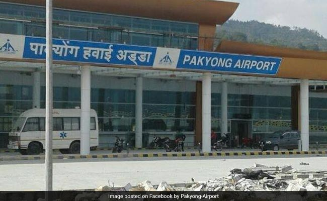 Road Traffic Hit, Houses Damaged In Pakyong Airport Flooding