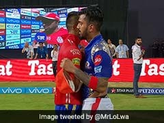 IPL 2018, MI vs KXIP: KL Rahul And Hardik Pandya Exchange Their Jerseys After Match