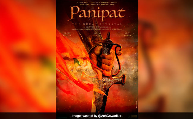 Panipat: Sanjay Dutt, Arjun Kapoor's Film To Go On Floors In November