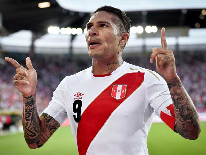 FIFA World Cup 2018: Paolo Guerrero Scores Twice As Peru Thrash Saudi Arabia 3-0