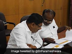 G Parameshwara's Counter, Day After Siddaramaiah's Doubts On JDS Alliance