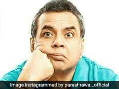 """Won't Contest... Will Remain Staunch Supporter Of BJP"": Paresh Rawal"