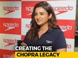 Video : 'Hope I Can Add To The Chopra Legacy,' Says Parineeti
