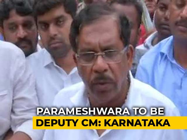 Congress Gets Deputy Chief Minister, Lion's Share In Karnataka Ministries