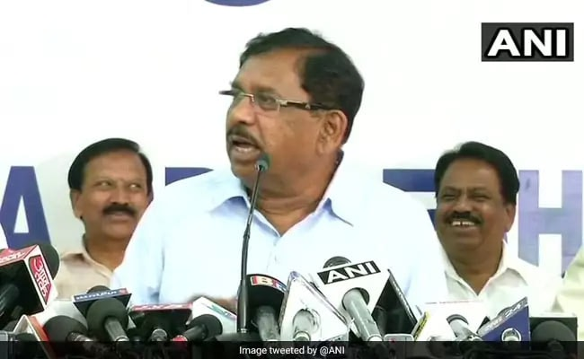 Confusion On Cabinet Expansion To Be Cleared Soon: G Parameshwara