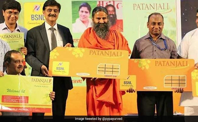 Patanjali Enters Telecom Sector, Launches SIM Cards: 5 Points