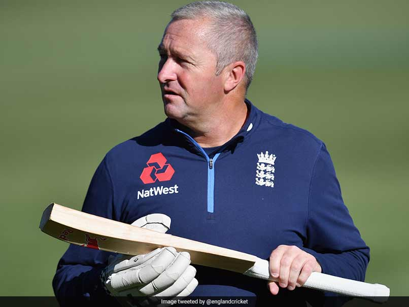 Paul Farbrace Takes England Charge For Australia, India T20Is