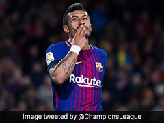 Barcelona Lend Paulinho To Chinese Club Guangzhou