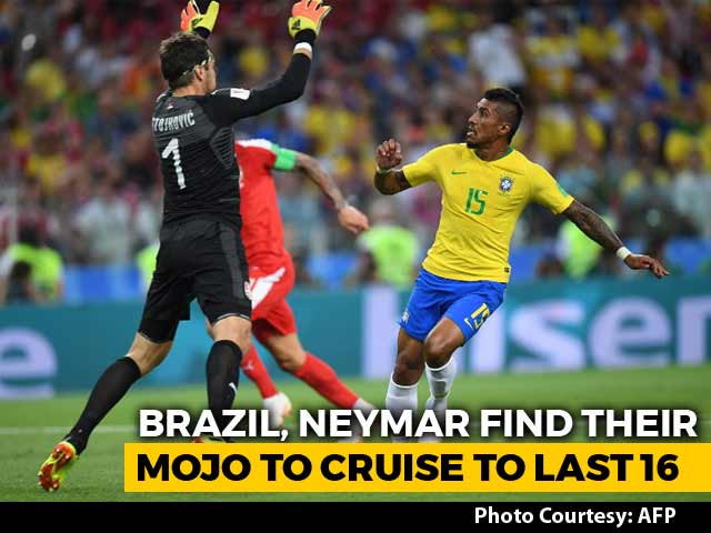 Video : FIFA World Cup 2018, Day 14: Brazil, Sweden Win; Germany Crash Out