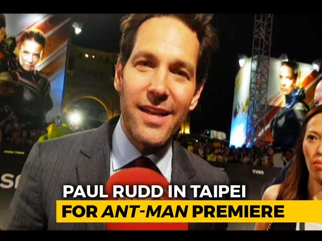 Ant-Man Paul Rudd's Message To Indian Fans