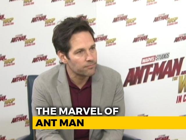 Paul Rudd Feels Like A Kid In Marvel Universe