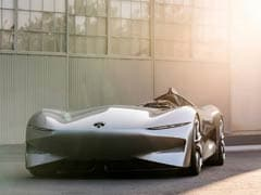 Infiniti Prototype 10 Single Seater Concept EV Revealed At Pebble Beach