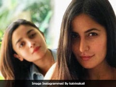 Alia Bhatt On Rumoured Tiff With Katrina Kaif: 'No Stress, Been Very Fond Of Her'