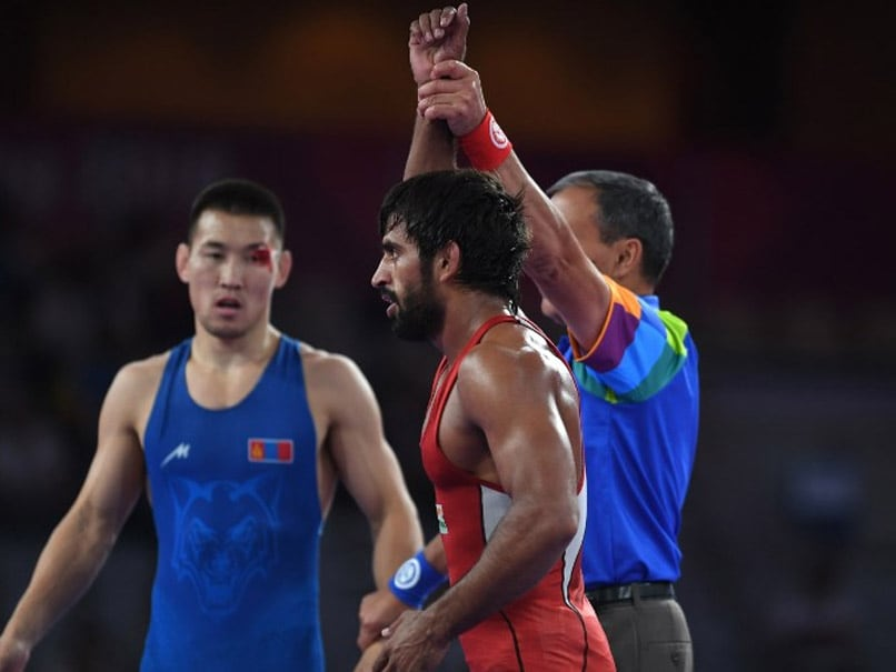 Asian Games 2018: Bajrang Punia Gives India First Gold, Sushil Kumar Makes Shock Exit