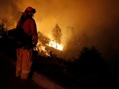 Calmer Winds Bring Hope In Battle Against Deadly California Wildfire