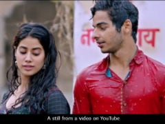 <i>Dhadak</I>: Janhvi Kapoor, Ishaan Khatter's <i>Pehli Baar</I> Is all About 'First Love'