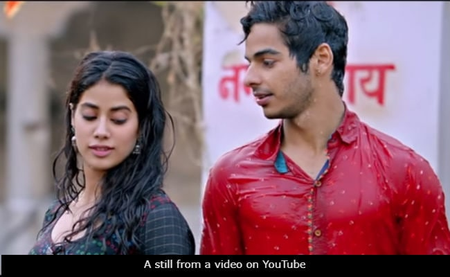 Dhadak: Janhvi Kapoor, Ishaan Khatter's Pehli Baar Is all About 'First Love'