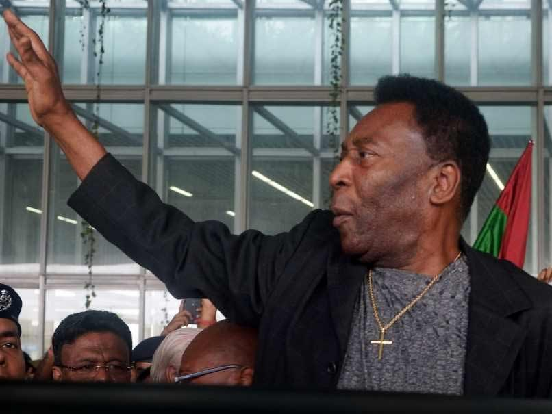 FIFA World Cup: Brazil Legend Pele Could Give Opening Ceremony A Miss