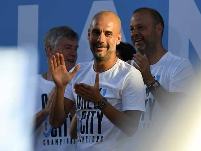 Pep Guardiola Signs New Deal To Remain At Manchester City Until 2021