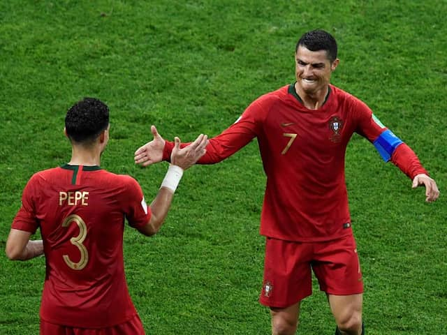 World Cup 2018: Pepe Says Portugal Privileged To Have Cristiano Ronaldo