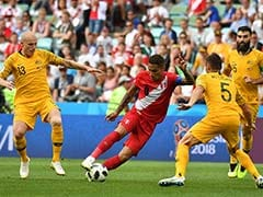World Cup 2018: Australia Bow Out As Peru Claim Consolation Victory In Group C