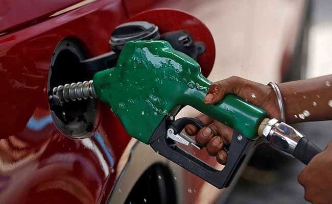 Petrol price has been cut by 25 paise a litre, while diesel price is down by 17 paise