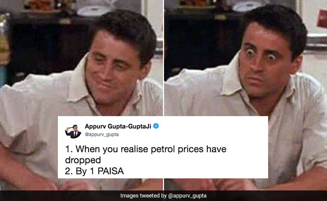 Petrol Prices Cut By Only 1 Paisa Per Litre. 'Is This A Joke?' Asks Twitter