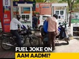 Video : Petrol Price Cut By 1 Paisa: A Fuel Joke?