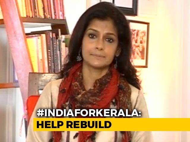 Video : Nandita Das Urges Youngsters To Volunteer In Rescue Efforts