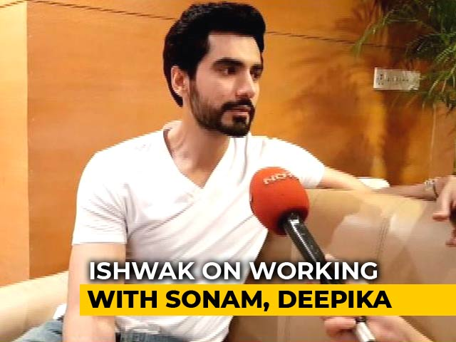 Meet Deepika And Sonam's Co-Star Ishwak Singh