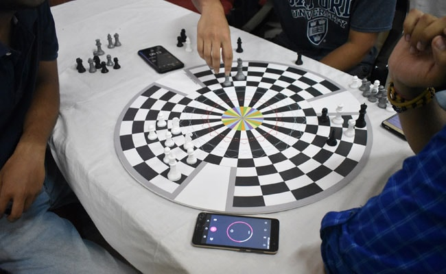 IIT Roorkee Alumnus Develops 'Triwizard Chess', India's First Three-Player Chess