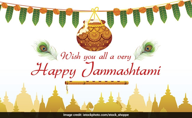 Janmashtami 2018: Here's What And How You Should Eat On Janmashtami