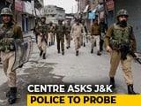 "Video : Lashkar Man Threatens to ""Wipe Off"" Prospective BJP Allies in Kashmir"