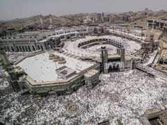 Muslim Pilgrims Flock To Mecca As Haj Begins Today