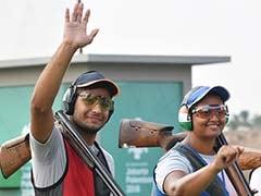 Lakshay Sheoran-Shreyasi Singh Finish Sixth In Mixed Trap Shooting Event