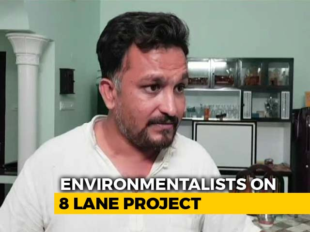 Video : 8 Lane Chennai-Salem Link: Environmentalists Warn Of Groundwater Crisis
