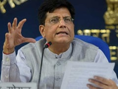 Ahead Of Interim Budget, Piyush Goyal Gets Charge Of Finance Ministry