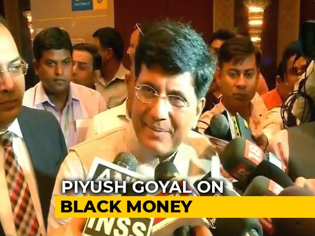 Video : Macroeconomic Factors Strong Enough To Curb Rupee Fall: Piyush Goyal