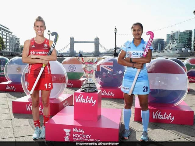 India vs England, Womens Hockey World Cup Highlights: India Play 1-1 Draw vs England In Pool B Opener