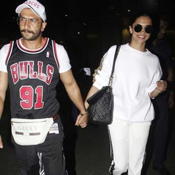 Deepika Padukone - Ranveer Singh and 4 Other Bollywood Couples We Just Can't Get Enough Of