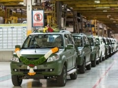 Tata Motors Rolls-Out Its 1500th Safari Storme GS800 For The Indian Army