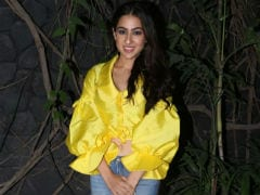 Will <i>Simmba</i> And Not <i>Kedarnath</i> Be Sara Ali Khan's Debut Film Now?