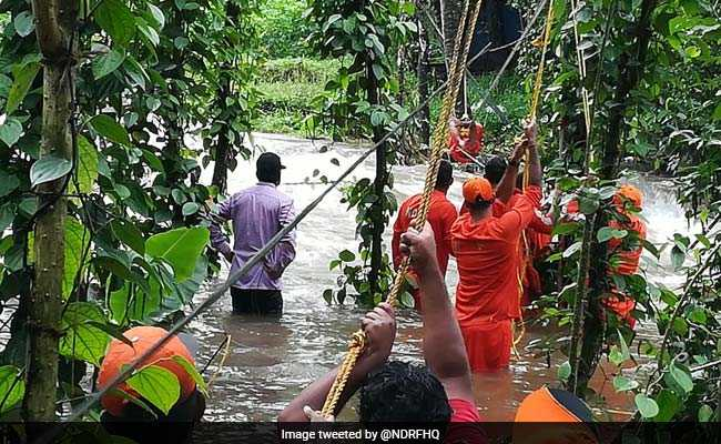 In Flood-Hit Kerala, 'Biggest Rescue Operation' By Disaster Relief Team