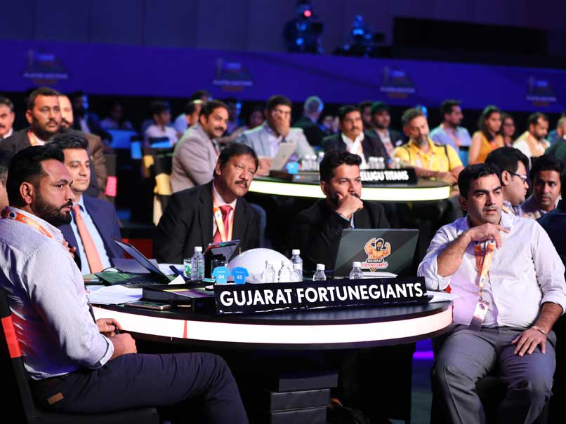 PKL 2018 Auctions Create Landmark As Six Players Breach Rs 1-Crore Mark
