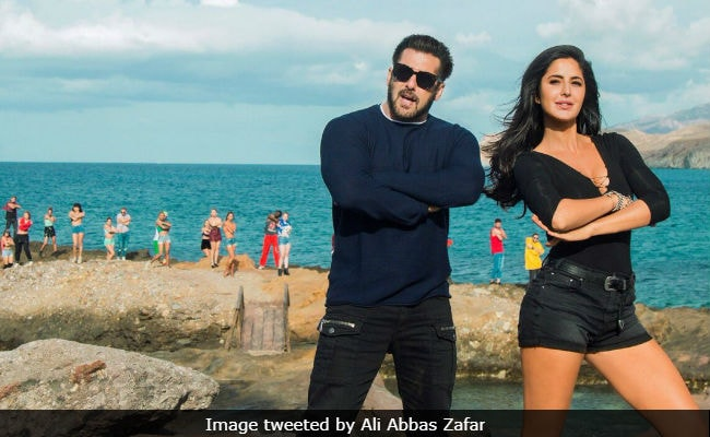 Salman Khan Aur Katrina Kaif Ki Sexy Photo